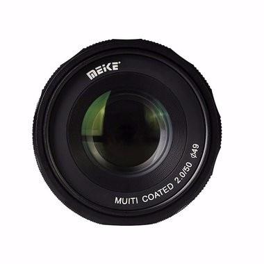Здесь продается  Meike MK-FX-50-2.0 50mm f 2.0 Large Aperture Manual Focus lens APS-C For Fujifilm Mirrroless cameras  Бытовая электроника