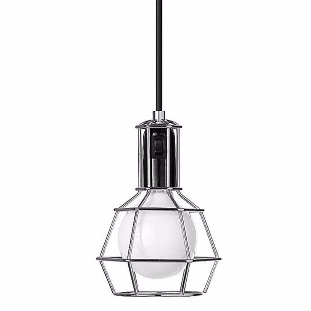 Neu Kommen Lampe Vintage Industrie Loft Retro Stil Metall ...