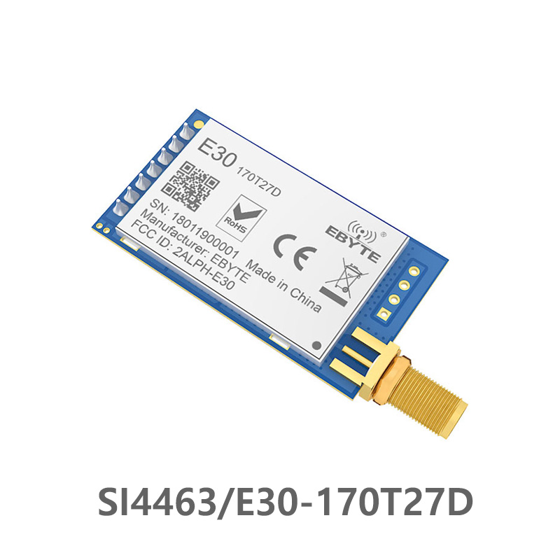 500mW Long Range TCXO 170MHz rf ebyte E30 170T27D Receiver Module IoT Serial Port Transmitter and Receiver-in Fixed Wireless Terminals from Cellphones & Telecommunications