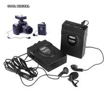 BOYA BY-WM5 Système Cravate Micro-Cravate Sans Fil pour Canon Nikon Sony DSLR Caméra Caméscopes