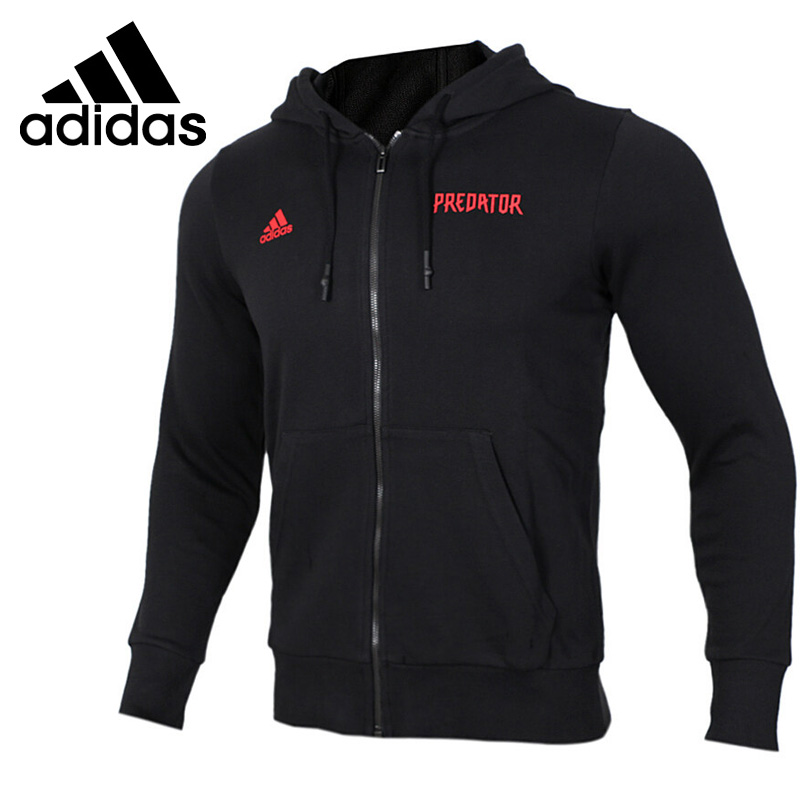 Original New Arrival 2019 Adidas PRED POSTER HDY  Men's  jacket Hooded Sportswear