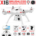 Bayangtoys X16 RC Drone Quadcopter GPS Bayang Juguetes Titular Gopro Sin Escobillas helicópteros Pueden Añadir WIFI FPV O HD 8MP Cámara VS H109S