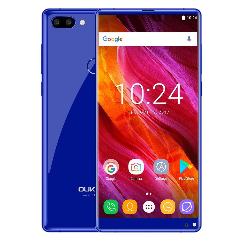 Oukitel MIX 2 5 99 FHD 18 9 Full Display Android 7 0 6GB RAM 64GB