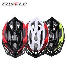 Costelo bicicleta Ciclismo casco mtb mountain Road Bike casco Casque capacete bicicletaciclismo EPS bici capacete