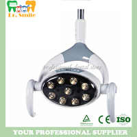 Dental LED Oral Light Induction Lamp For Dental Unit Teeth whitening joint dimensions 22mm