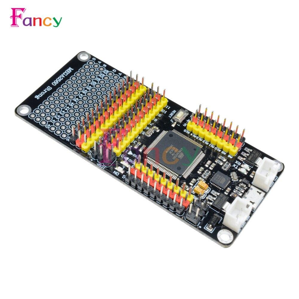 MEGA 2560 MEGA2560 R3 ATmega2560 ATmega16U2 Microcontrôleur Conseil Micro USB 16 MHZ Remplacer CH340G CH340 Pour Arduino Module