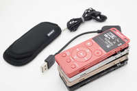 Used,Sony ICD UX560F Stereo Digital Voice Recorder with Built in USB 4GB,support TF card