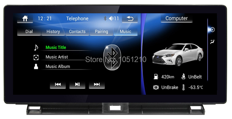 Ouchuangbo Android 7 1 Audio Player Gps Navigation Radio