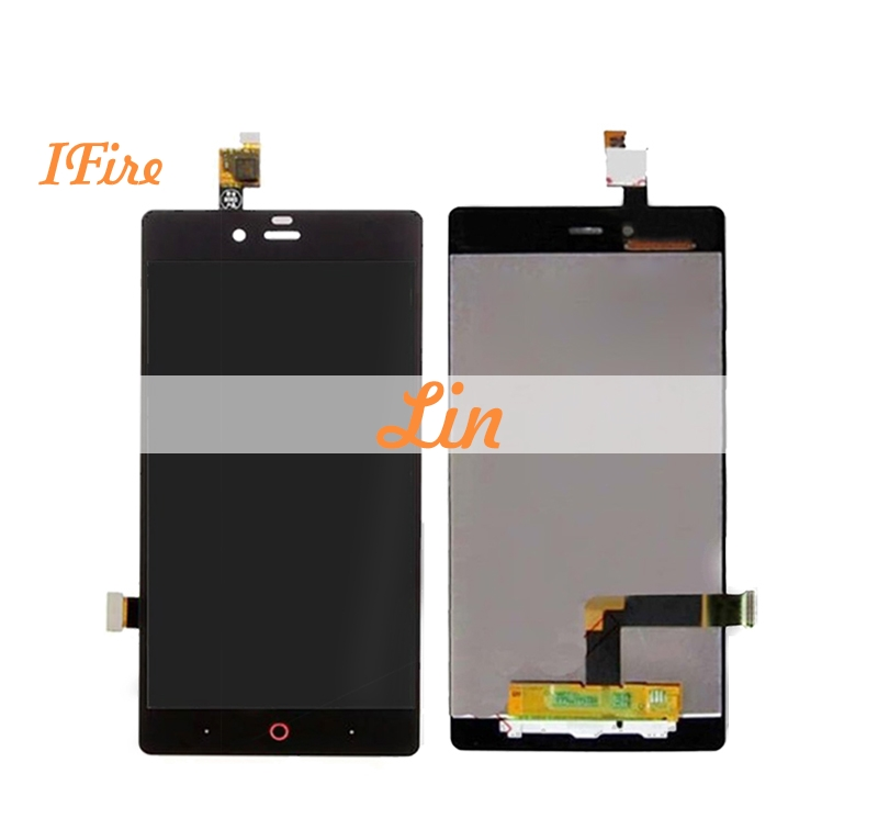 1 Pcs 5,0 ''lcd Screen Catteny Für Zte Nubia Z9 Mini Z9mini Nx511 Nx511h Nx511j Lcd Display Touch Screen Digitizer Assembly + Werkzeuge Verschiedene Stile