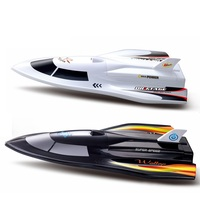 rc boat CH3362 remote control rocket speedboat mini jet boat flying fish RC Boat High powered RC racing boat for kids best gifts