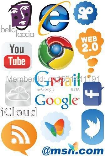 Online Buy Wholesale logo internet from China logo