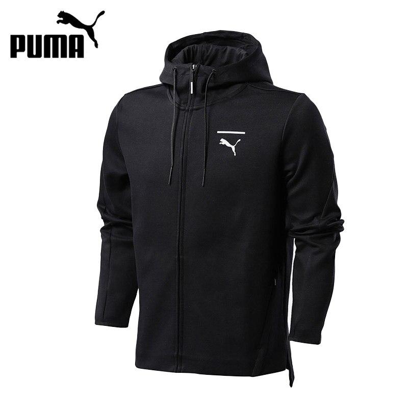 Original New Arrival 2017 PUMA Evo Core FZ Hoody Men's jacket Hooded Sportswear толстовка женская puma urban sports fz hoody цвет темно зеленый 59404414 размер m 44 46