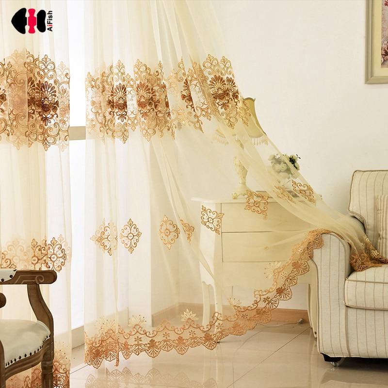 Europäischen Luxus Klassische Beflockung Vorhänge Weiß Benutzerdefinierte Wohnzimmer Hochzeit Schlafzimmer Fenster Behandlung Vorhänge Französisch Panel Wp011c Vorhänge