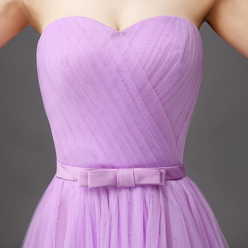 Excepcional Vestidos De Dama Gris Barato Foto - Ideas de Estilos de ...