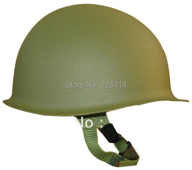 Coque US NOUS-M1-En-Acier-Casque-Replica-Casque-WW2-Am-ricain-M1-En-Acier-casque