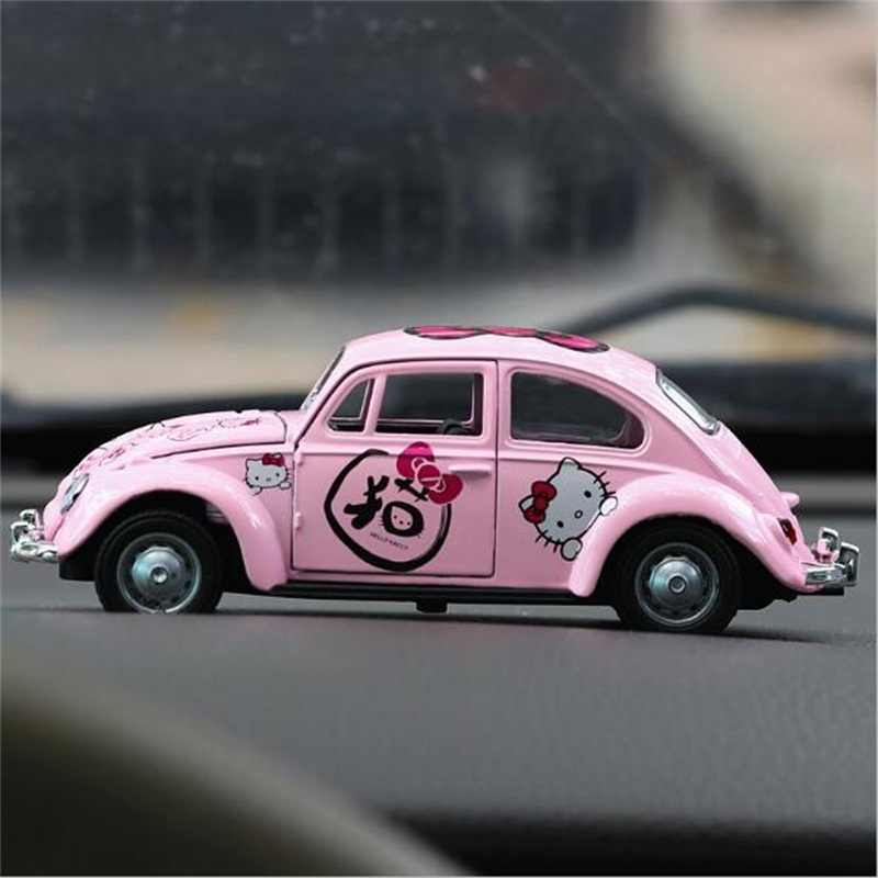 1:36 alloy Beatle Diecasts & Toy Vehicles model cars collection pull back model cars kids toys Christmas birthday gifts