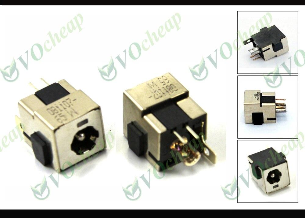 100/lot х Ноутбук DC разъем питания для HP Compaq Pavilion DV2000 G7000, presario v3000 C700 A900 65 Вт зарядки разъем pj050