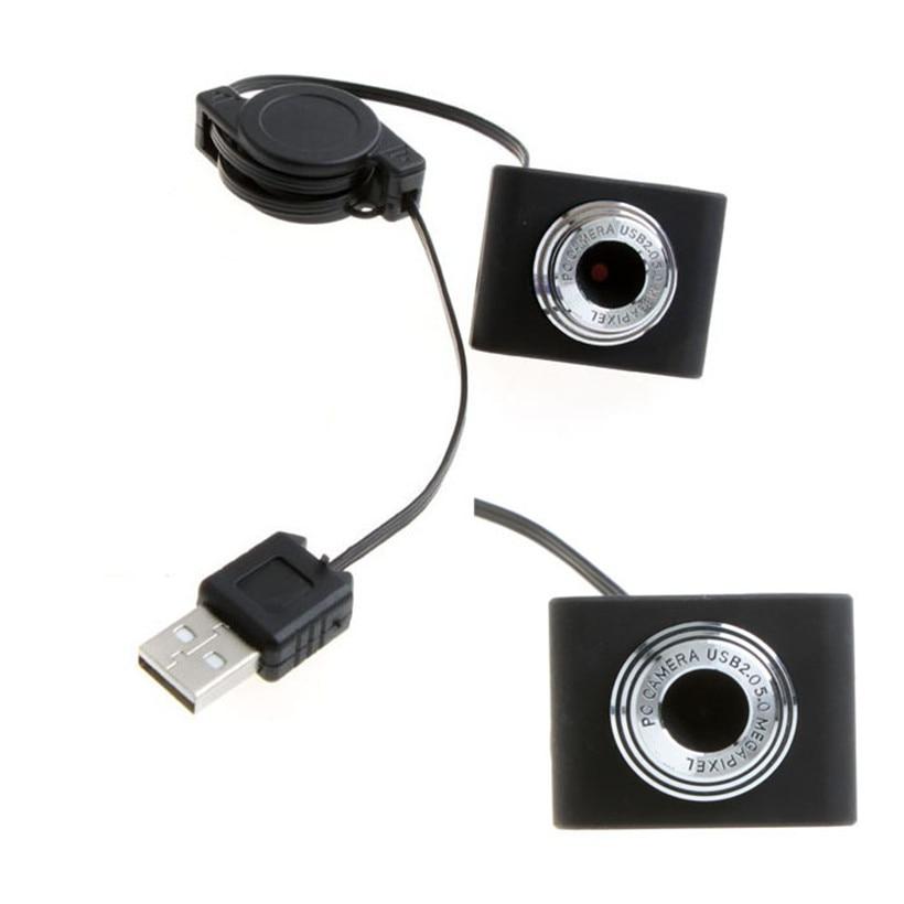 Advanced USB 2.0 50.0M PC Camera HD Webcam Camera Web Cam for Laptop Desktop 2018 1PC