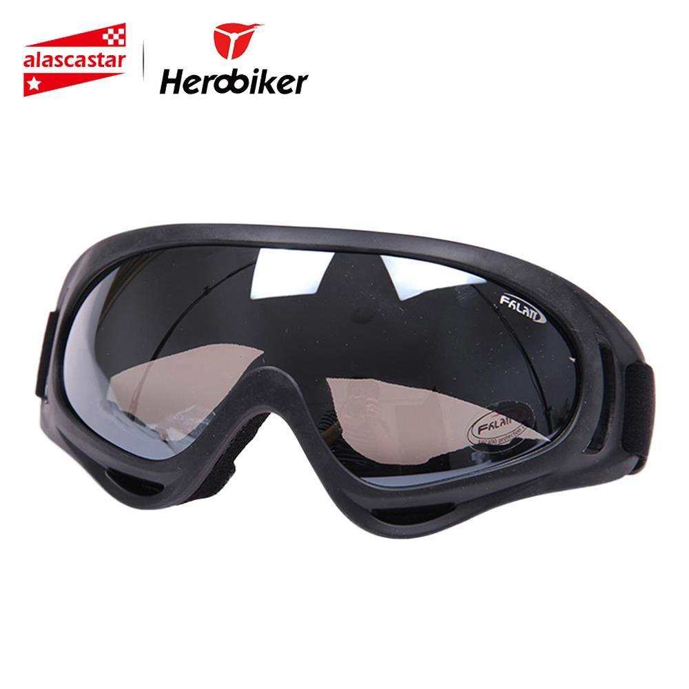 HEROBIKER Outdoor motorbril Ski Snowboard Airsoft Paintball - Motoraccessoires en onderdelen