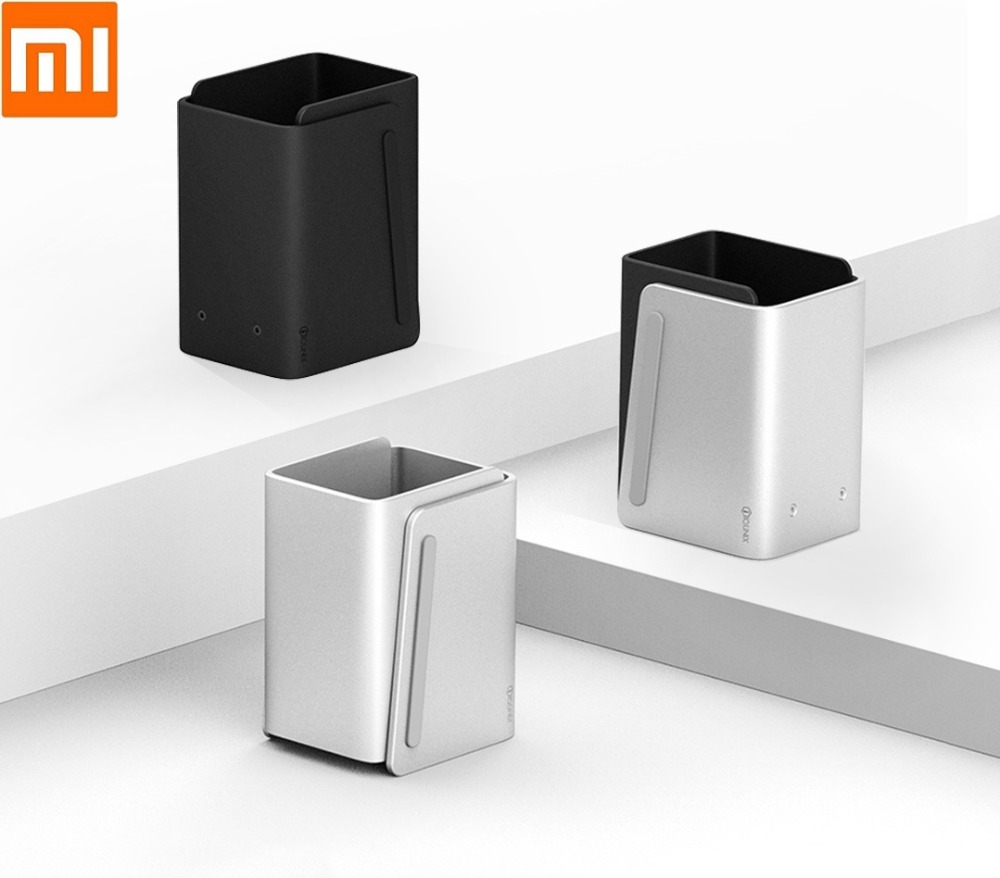 Xiaomi youpin New High grade Home office stationery desktop storage Student stationery cosmetics scissors storage box