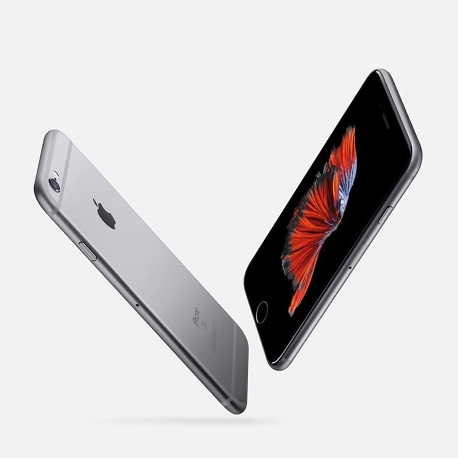 "Image 3 - Original Apple iPhone 6s RAM 2GB 16GB ROM 64GB 128GB 4.7"" iOS Dual Core 12.0MP Camera fingerprint 4G LTE Unlocked Mobile Phone6s-in Cellphones from Cellphones & Telecommunications"