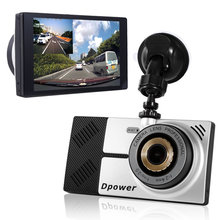 D05 Highlight Touch Screen Driving Recorder Mirror + GPS Tracking GPS Navigation Loop Recording Night Vision все цены