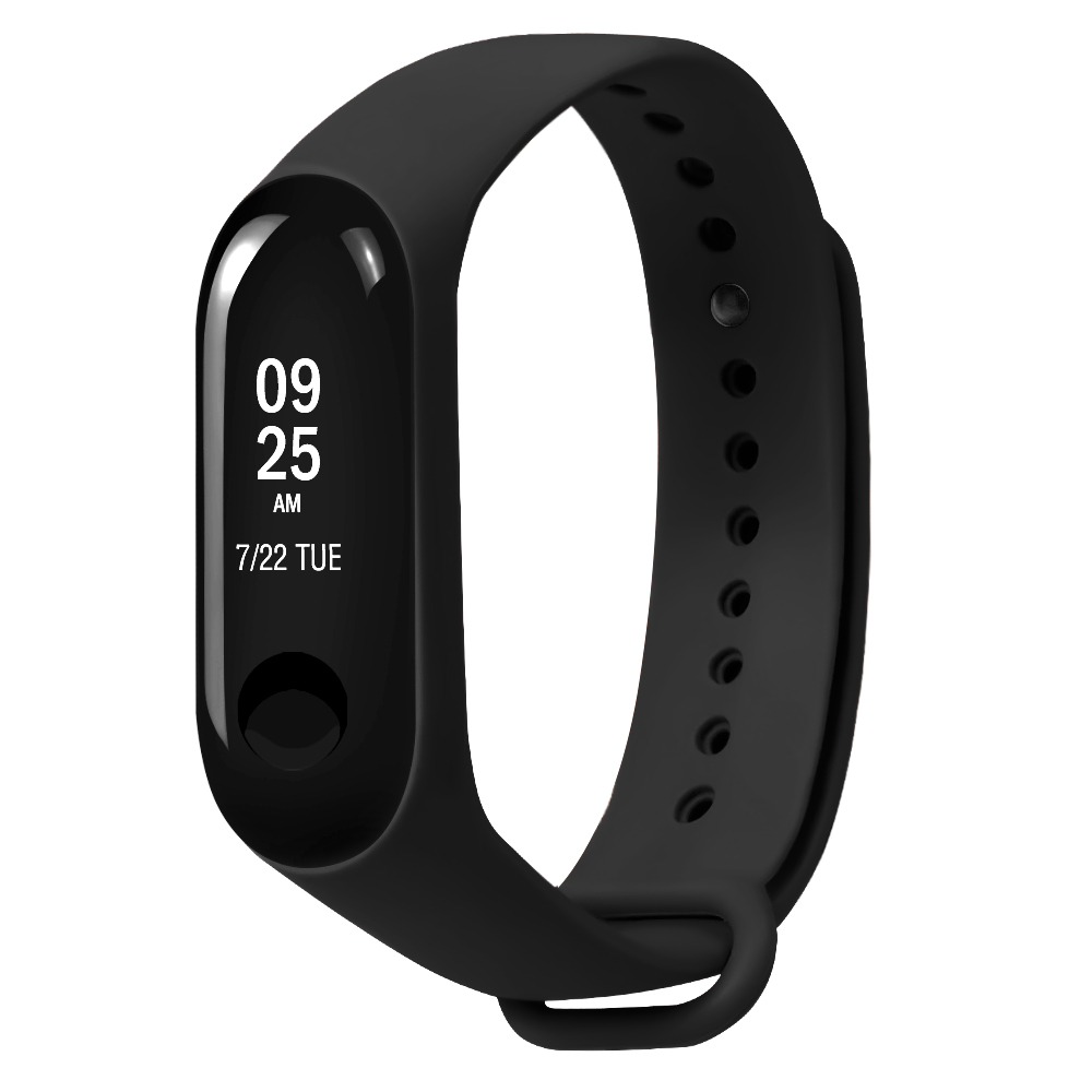 Cheapest Price Replacement Strap For Xiaomi Mi Band 4 Barcelet Silicone Strap For Miband 4 Smart Band Accessories For Mi Band 3