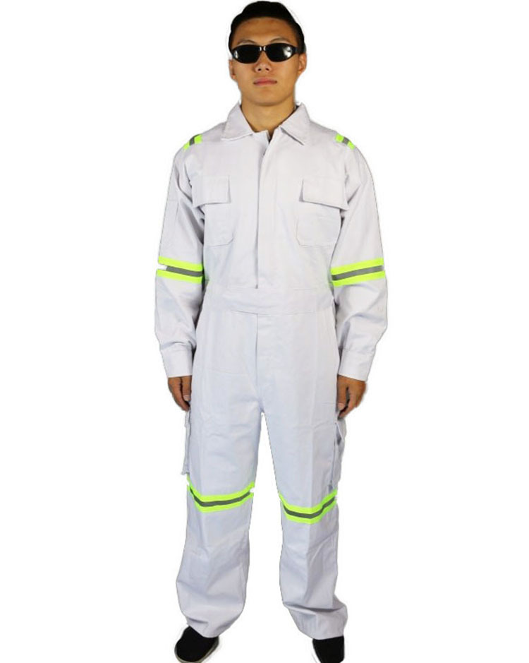ФОТО Reflective Safety clothing men protective clothing Work overalls working coverall high visibility specialized clothing men