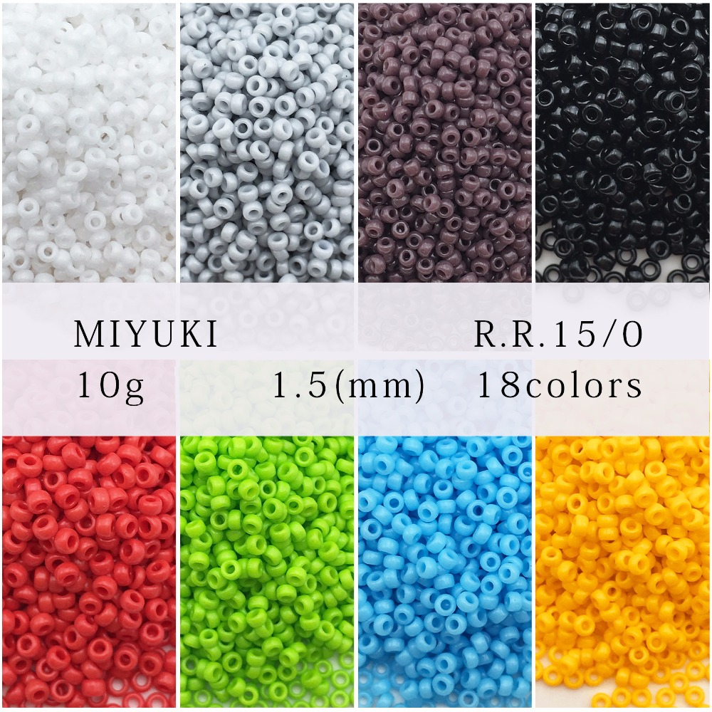assoonas Z79,1.5mm,miyuki beads,japanese beads,seed beads,jewelry accessories,jewelry making,supplies for jewelry,10g/bag(China)