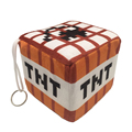 Minecraft Plush Toys Cotton Stuffed TNT Bomb cartoon toy collection For Child Kids gift wholesale Free Shipping