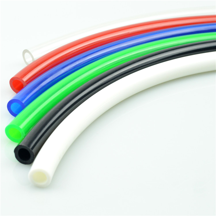 Water Pipe for Split Pc Cooler White,transparent,red,green,blue,black Pu Soft Recommend 1 Meter 10x16mm Watercooling Hose Tube