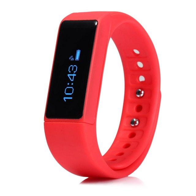 I5 mais smart watch pulseira ip67 à prova d' água rastreador atividade tela sensível ao toque inteligente pulseira bluetooth 4.0 pulseira de saúde fit