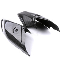 MT10 Motorcycle Carbon Fiber Side Panel Cowling Fairing Protector Cover Accessories For Yamaha MT10 FZ10 2016 2017 2018 MT 10