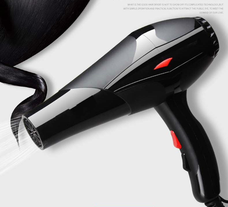 Hair Dryers household high-power dryer salon hot and cold air blower duct NEW ldxh6 6615 hair salon special hair dryer cold hot air quiet and blower household high power constant temperature hair dryer