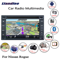Liandlee For Nissan Rogue 2008~2013 Android Car Radio CD DVD Player GPS Navi Navigation Maps Camera OBD TV HD screen Media