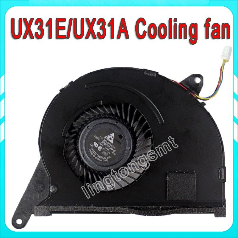 SAMXINNO original cpu coolers for ASUS ZENBOOK UX31A UX31E cooler UX31 UX31A font b laptop b