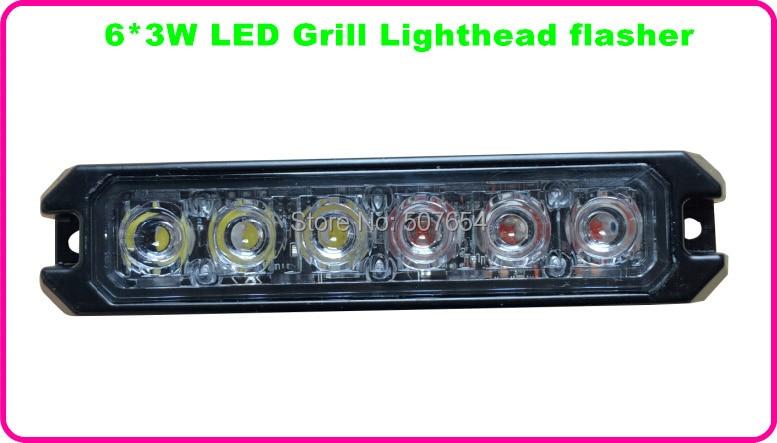 Υψηλής έντασης 6 * 3W οδήγησε φώτα - Φώτα αυτοκινήτων - Φωτογραφία 6