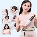 32mm 2 Cor Disponível Electric Hair Curler Inteligente 220 v Cerâmica Alisador de Cabelo Ferro de Ondulação Do Cabelo Para A Menina Presente EU/AU/UK