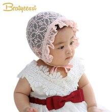 Dulce de bebé niña sombrero recién nacido Fotografia blanco rosa verano bebé  sombrero 9bdb2bcbd4a