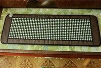 2016 New product! korea heating jade mat jade mattress tourmaline mat Hot jade stone heating cushion 50*150CM