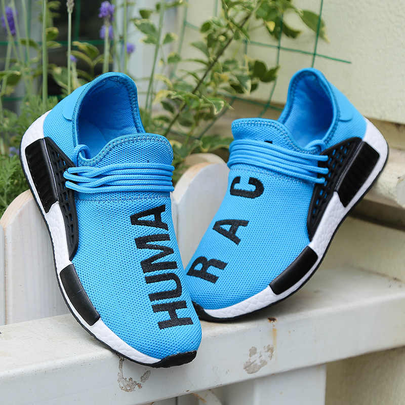 155f139647c ... Lightweight Outdoor Sports Shoes Men Sneakers Comfortable Ultra Boosts  Jogging Mesh Tennis Human Race Running Shoes ...