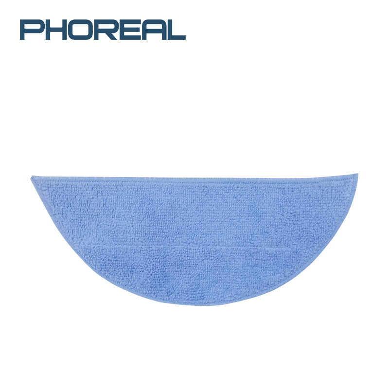 Phoreal FR 6 6S aspiradora Robot Cleaner Accessories Parts Mop Cloths For Mop Robot Vacuum Cleaner Wireless Handheld aspirateur