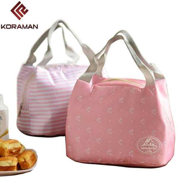 KORAMAN brand outdoor mountaineering hot bags insulated lunch picnic fresh food bags food ice fruit storage container parts