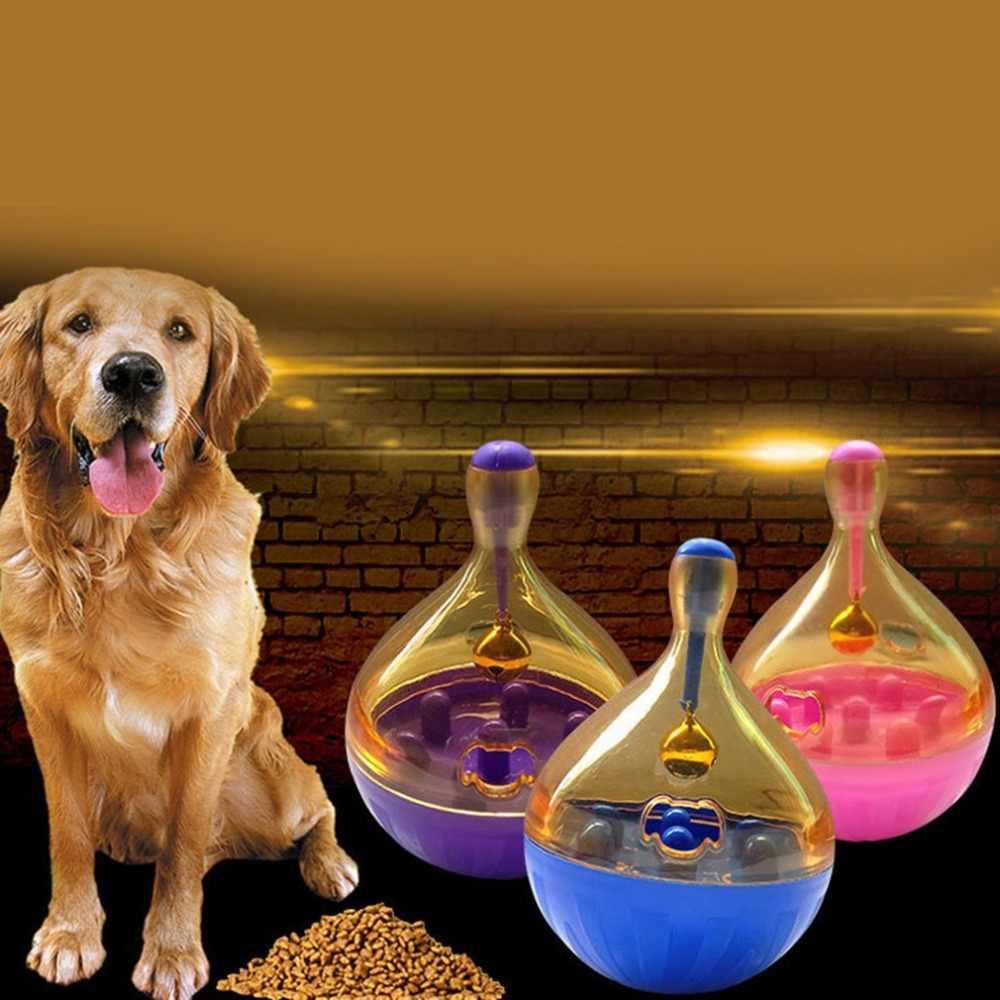 犬猫ペット御馳走ボールインタラクティブおもちゃタンブラーデザイン食品調剤タンブラーのおもちゃ増加 IQ と精神刺激
