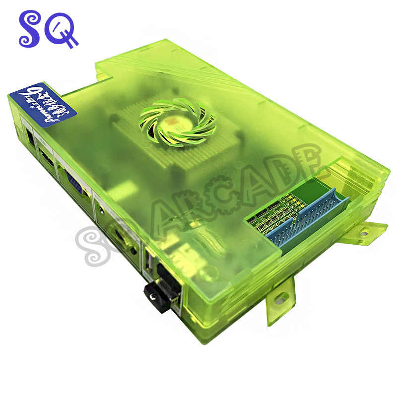 원래 판도라의 상자 6 판도라 상자 6 1300 1 아케이드 게임 카트리지 jamma 멀티 게임 보드 CGA VGA HDMI 출력
