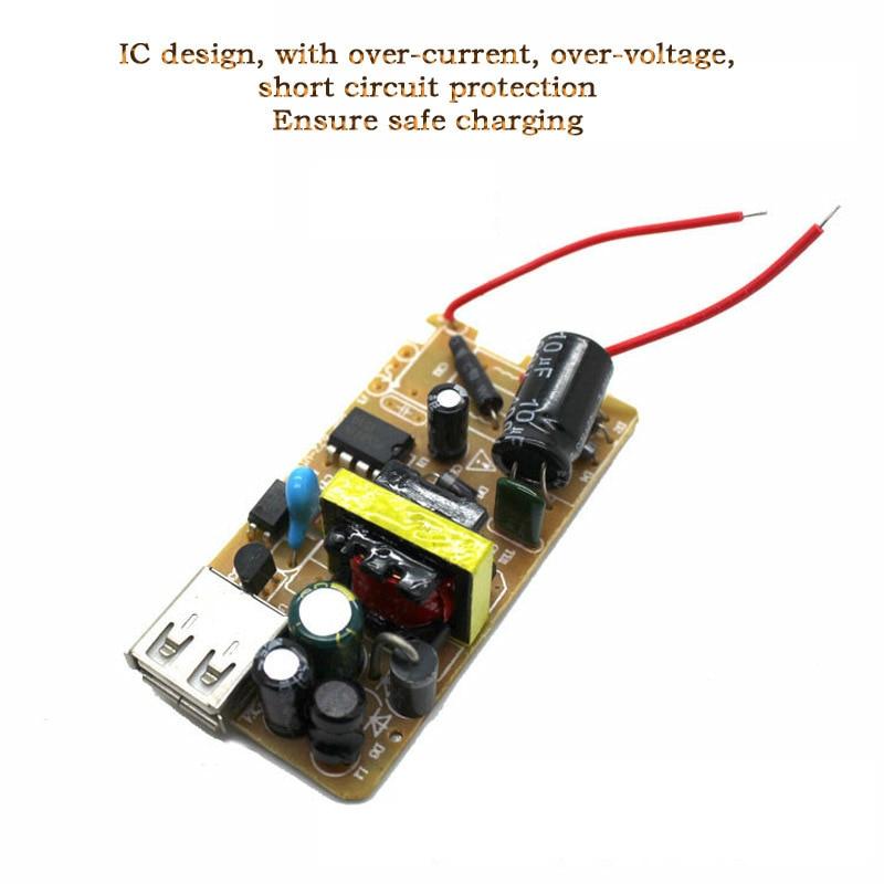 Universal cib telefonu şarj cihazı UK UK PLUG USB şarj cihazı - Cib telefonu aksesuarları və hissələri - Fotoqrafiya 5
