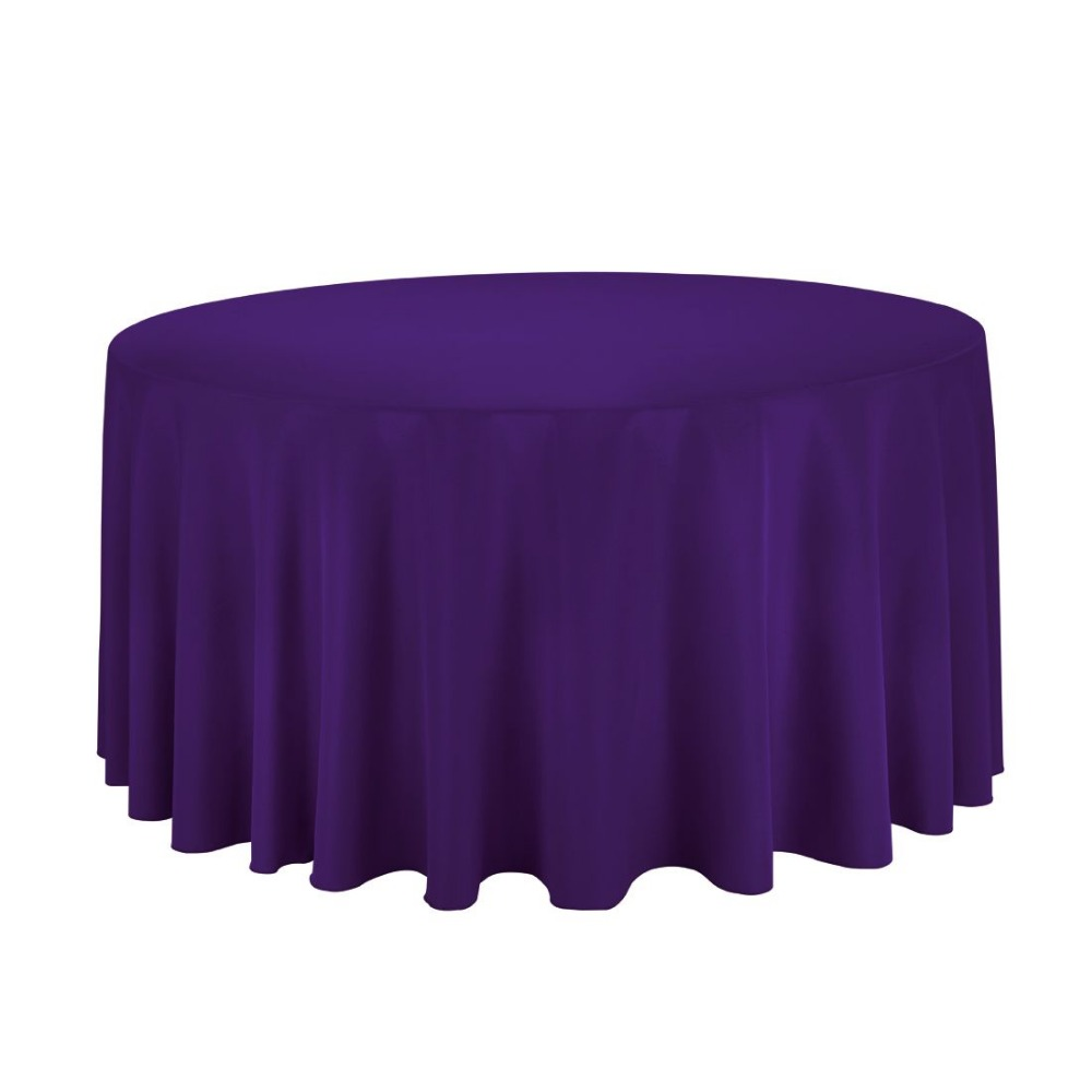 compare prices on round purple tablecloth- online shopping/buy low