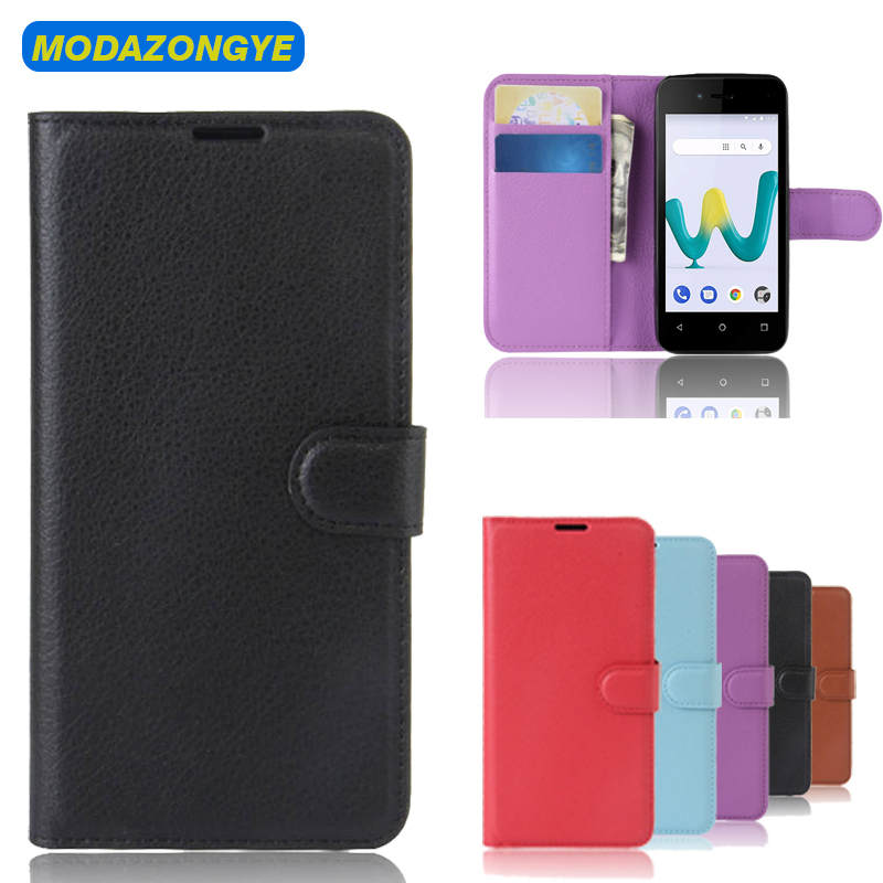 US $3 25 15% OFF|For Coque Wiko Sunny 3 Case Wiko Sunny 3 Mini Case PU  Leather Back Cover Phone Case Wiko Sunny 3 Mini 3mini Sunny3 Case Flip-in  Flip