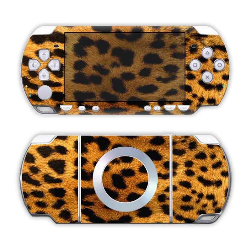 Livraison directe gratuite nouveaux autocollants de peau de conception pour Sony PSP 2000 # TN-PP2000-5079