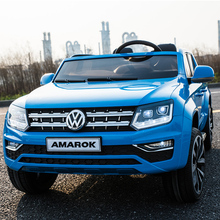 Children's 4-wheel Electric Pickup Trucks Four-wheel Drive Double Seats Oversized Remote Control Off-road Electric Car